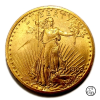 20 USD Saint-Gaudens