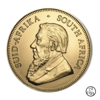 Krugerrand mixed years